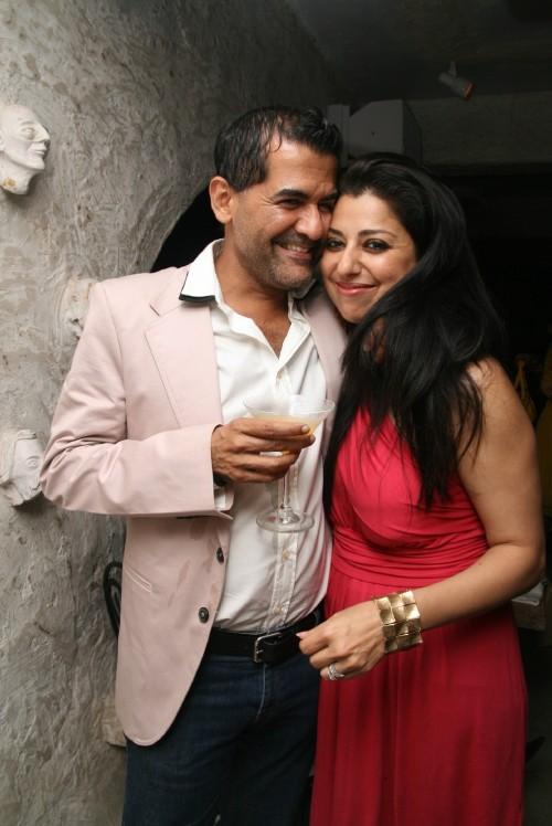 AD & Sabina Singh