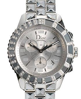 Dior Christal Diamond Chronograph
