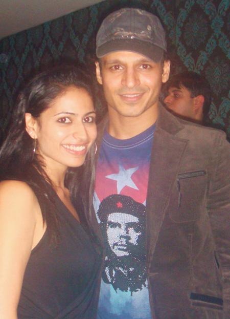 Tina Gulrajani & Vivek Oberoi