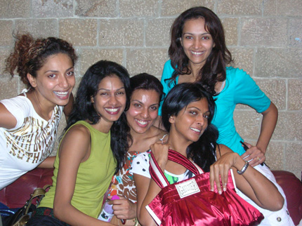 Dipanita Sharma, Dipti Gurjral, Nethra Raghuraman, Diandra Soares & Nina Manuel