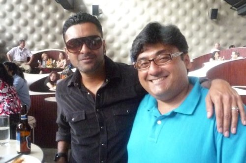 Ash Chandler & Fahad Samar