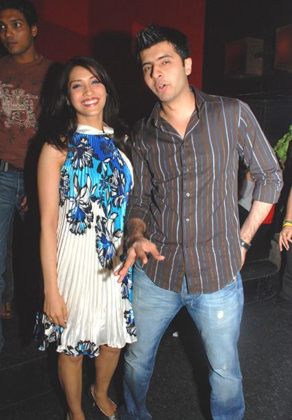 Rashmi Nigam & Ritik Bhasin