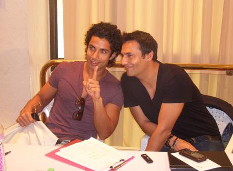 Sahil Shroff & Marc Robinson