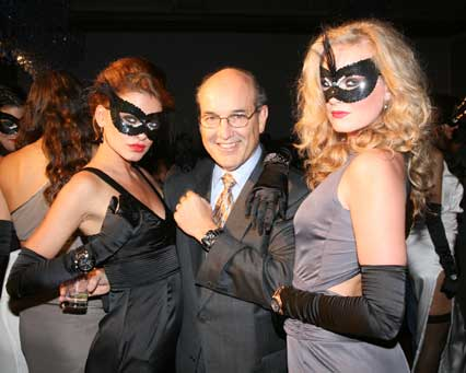 Models with John Marcheschi