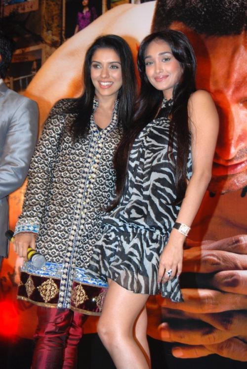Asin & Jiah Khan