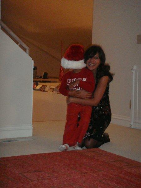 One Small Santa