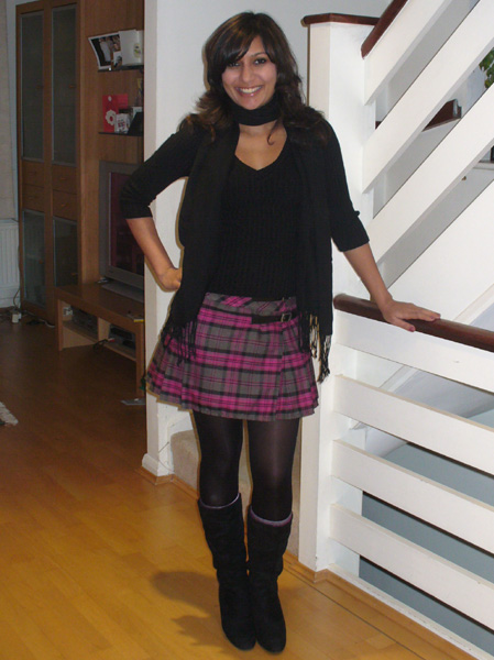 My Winter Wardrobe