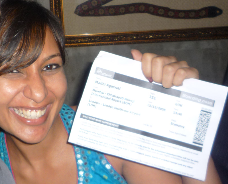 Me & My Boarding Pass
