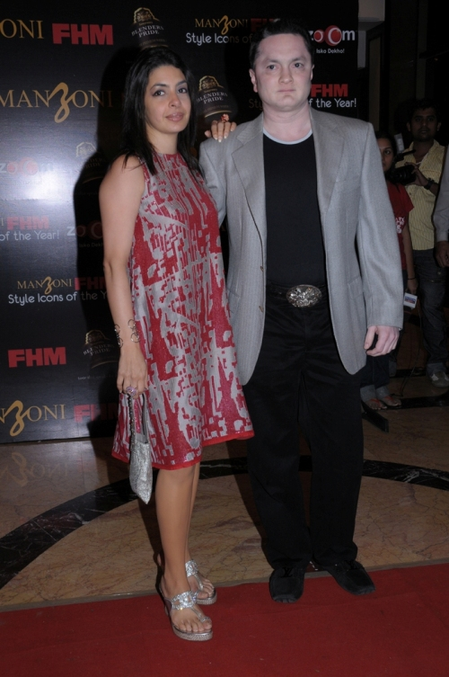 Nawaz and Gautam Singhania