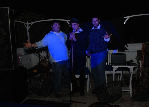 Riyaaz Amlani, Sameer Malhotra & Rizwan Amlani