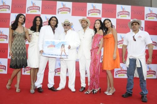 Nargis Fakri, Moni Kangana Dutta, Arjun Rampal, Vijay Mallaya, Atul Kasbekar, Tamara Moss, Mimi Blix & Cyrus Brocha
