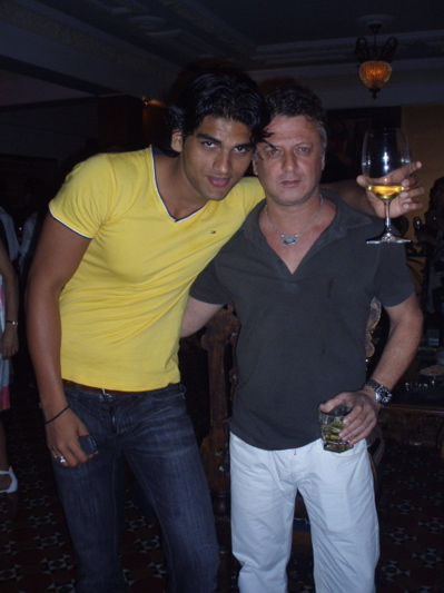 Lalit Tehlan and Rohit Bal