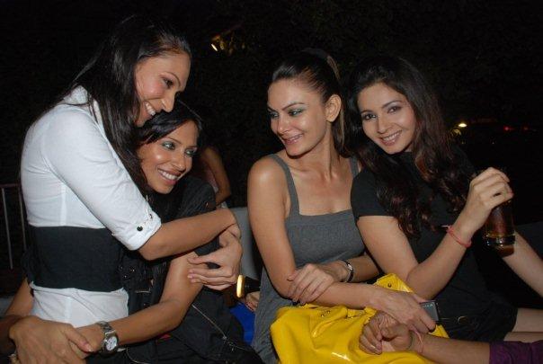 Candice Pinto, Anchal Kumar & Shonali Nagrani
