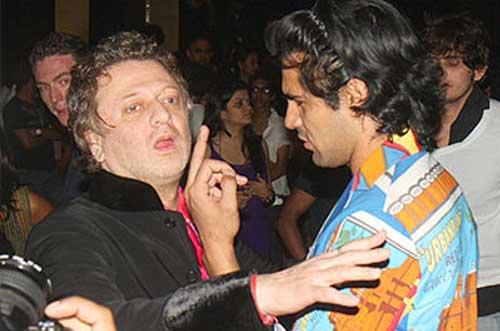 Rohit Bal and Inder Baweja