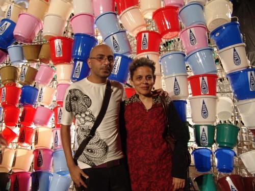 Krsna Mehta and Brinda Miller