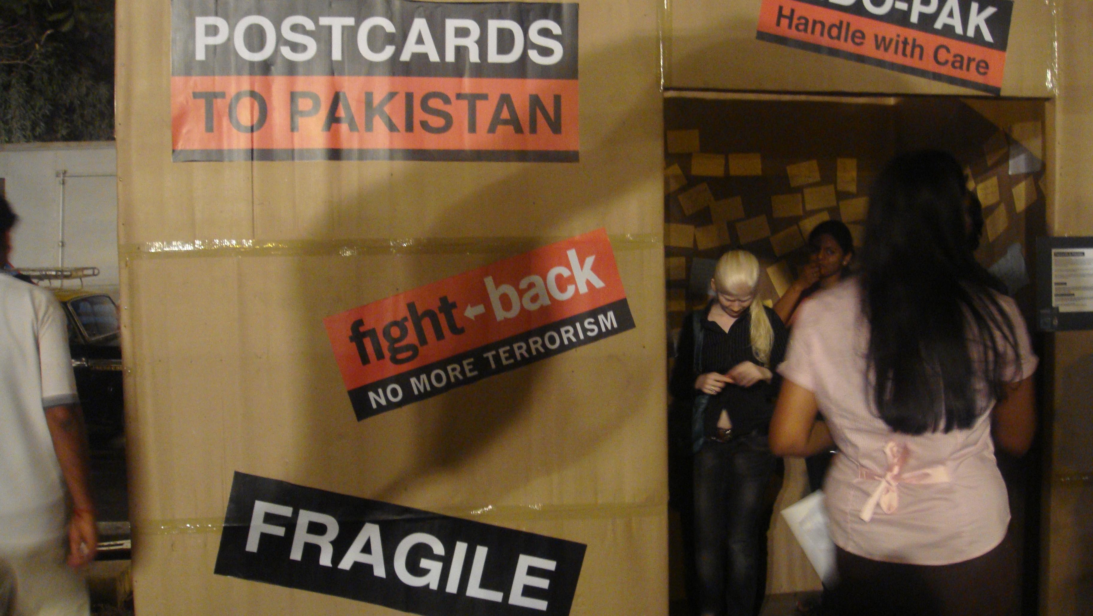 Postcards to Pakistan