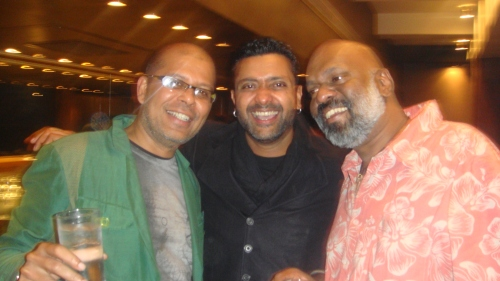 Narendra Kumar, Ash Chandler & Tommy