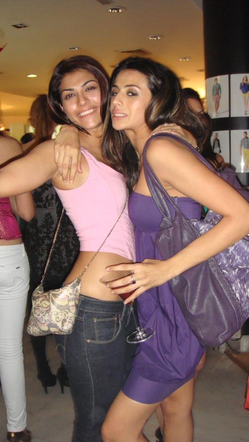 Archana Vijaya and Pia Trivedi