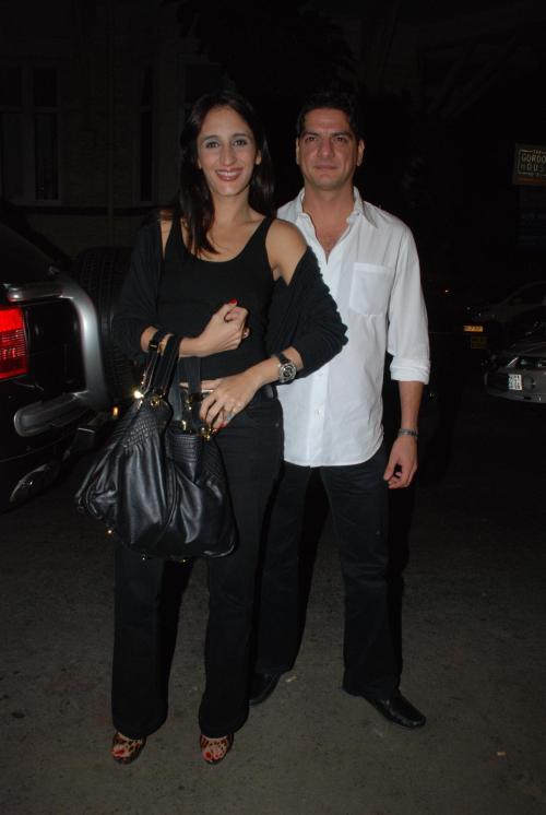 Farah Khan & DJ Aqeel