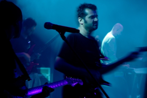 "Eshaan Noorani at the ""Rock On for Humanity Concert,"" Mumbai"