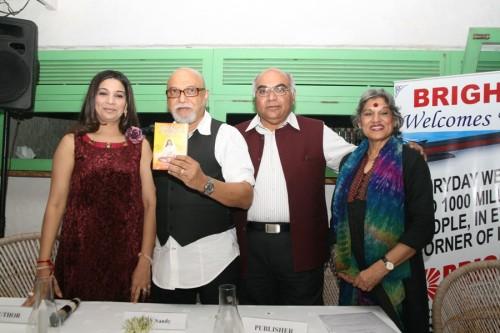 Larra Shah, Pritish Nandy, Mehra, Dolly Thakore