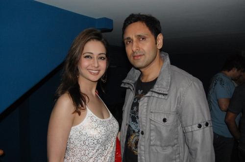 Preeti Jhangiani and Parveen Dabbas