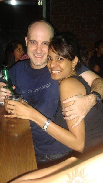Ashwin & Rebecca
