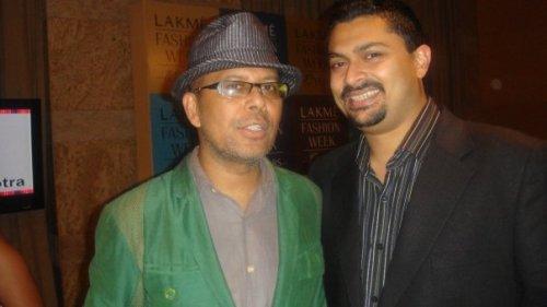 Narendra Kumar and Devraj Sanyal