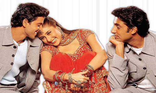 Hrithik Roshan, Kareena Kapoor & Abhishek Bachchan