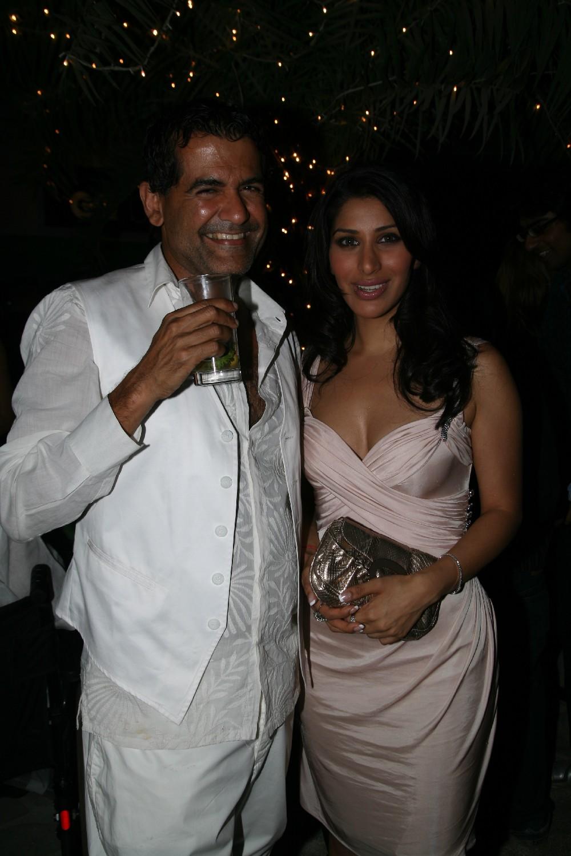 AD Singh & Sophie Chaudry