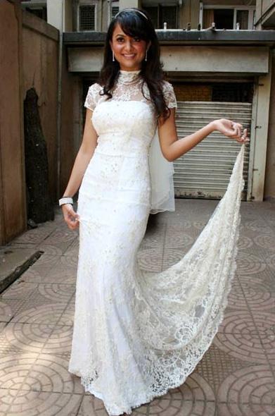 Amrita arora dresses for wedding