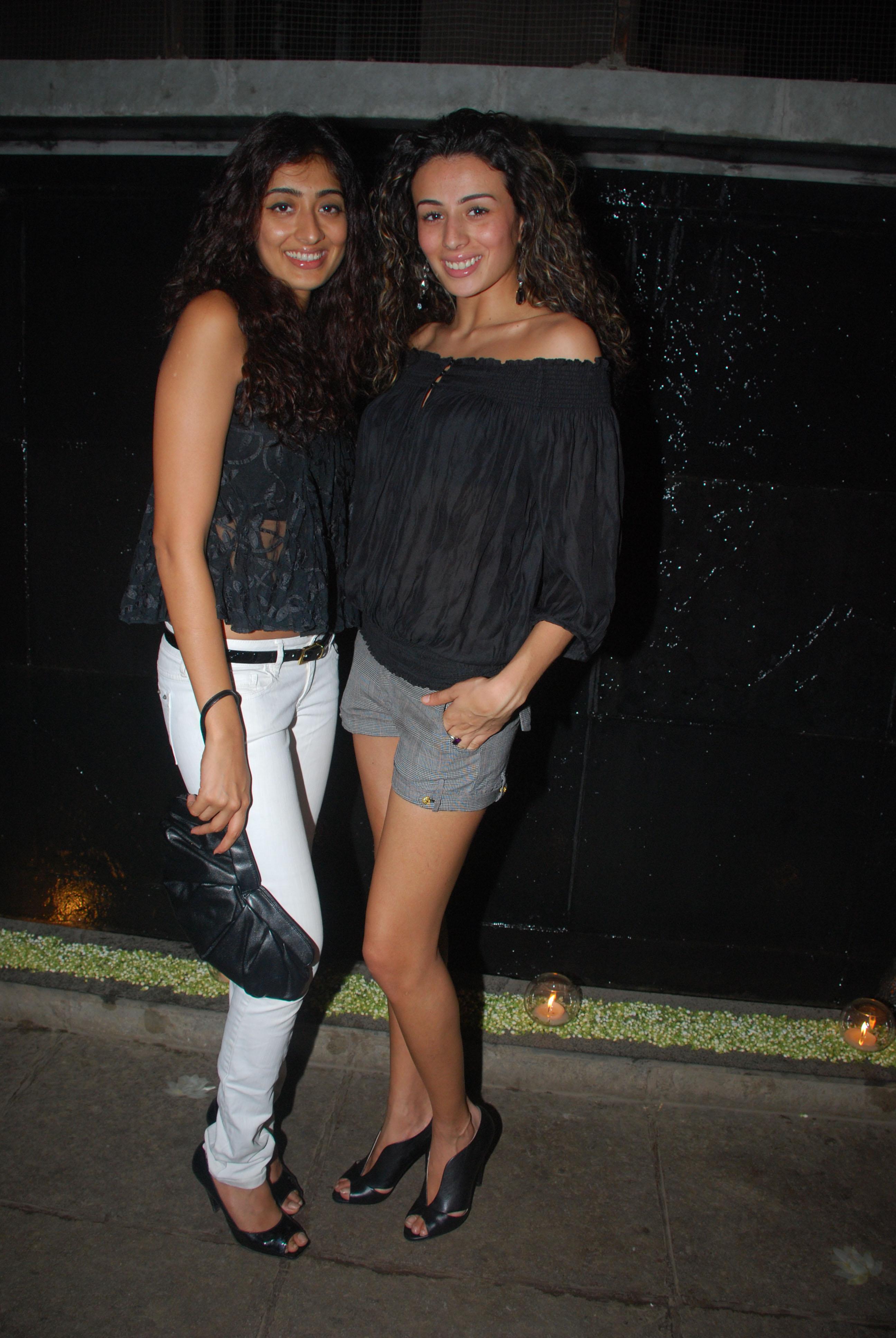 Binal and Pia Trivedi