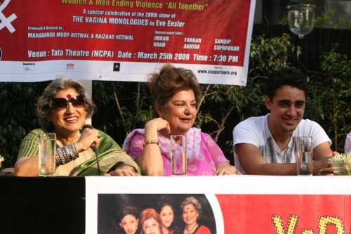 Dolly, Mahabanoo and Imran