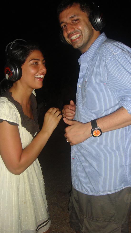 Geetu and Naveen