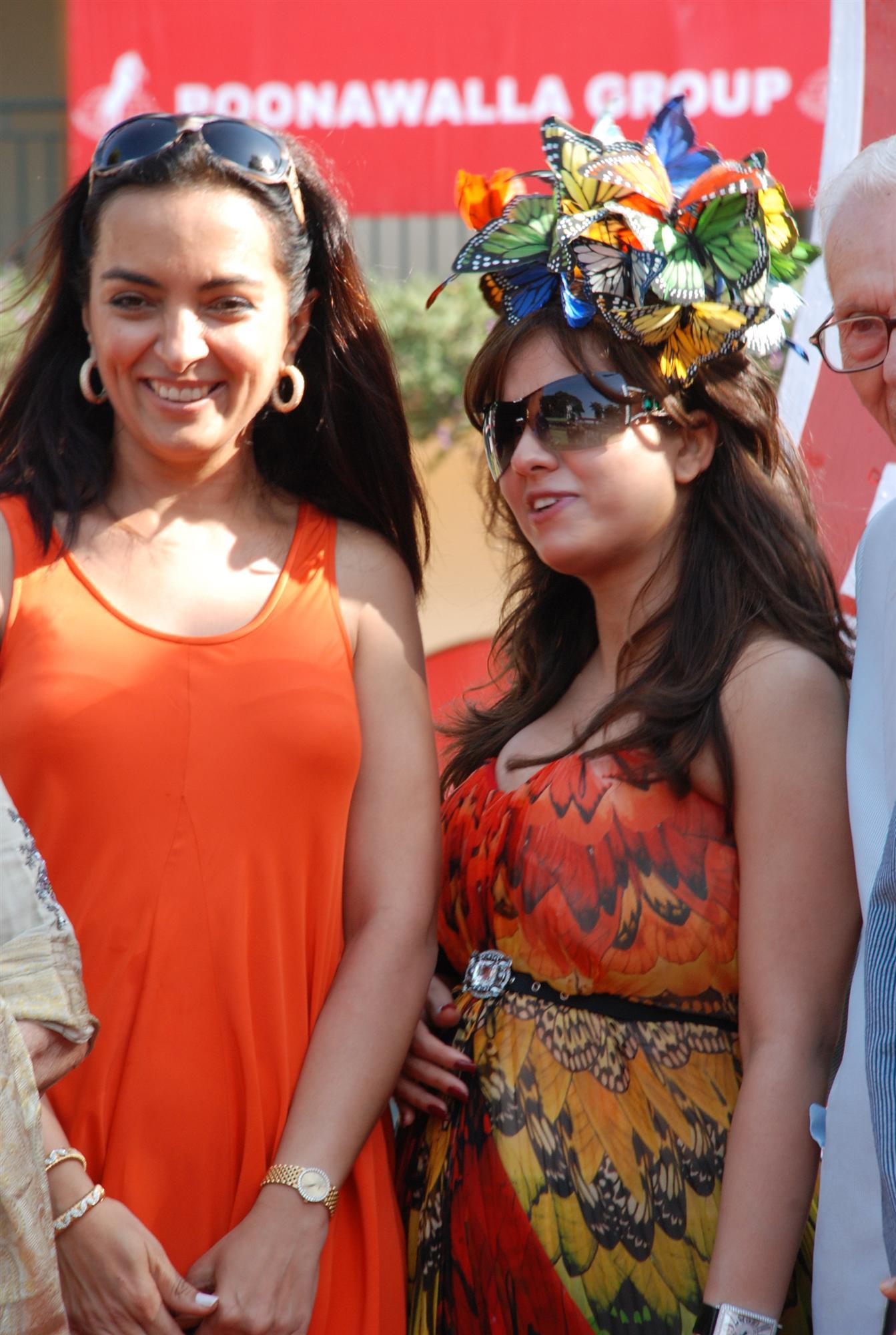 Lata Patel & Natasha Poonawala