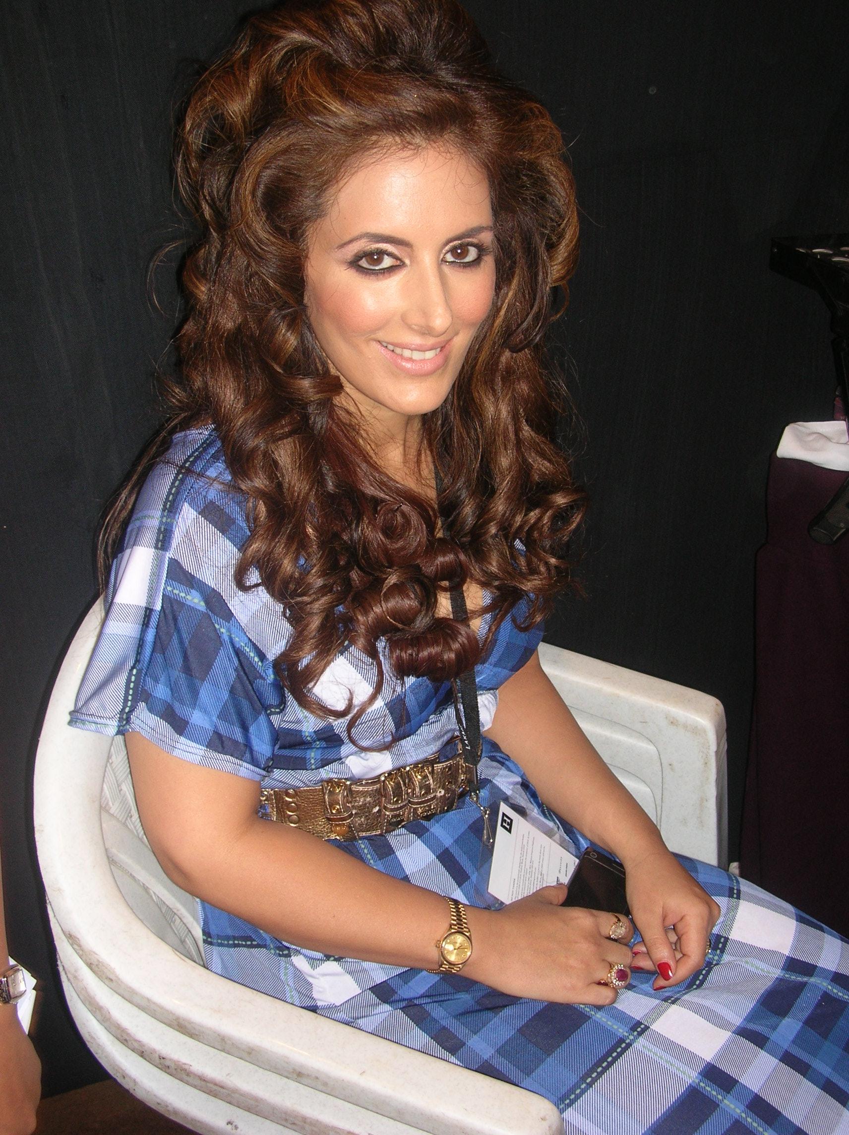 Priya k puri backstage