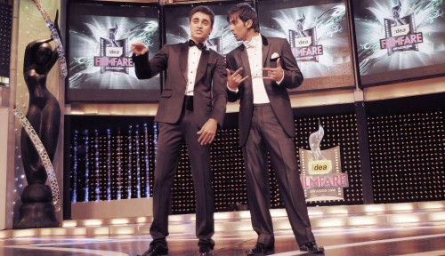 Imran Khan and Ranbir Kapoor
