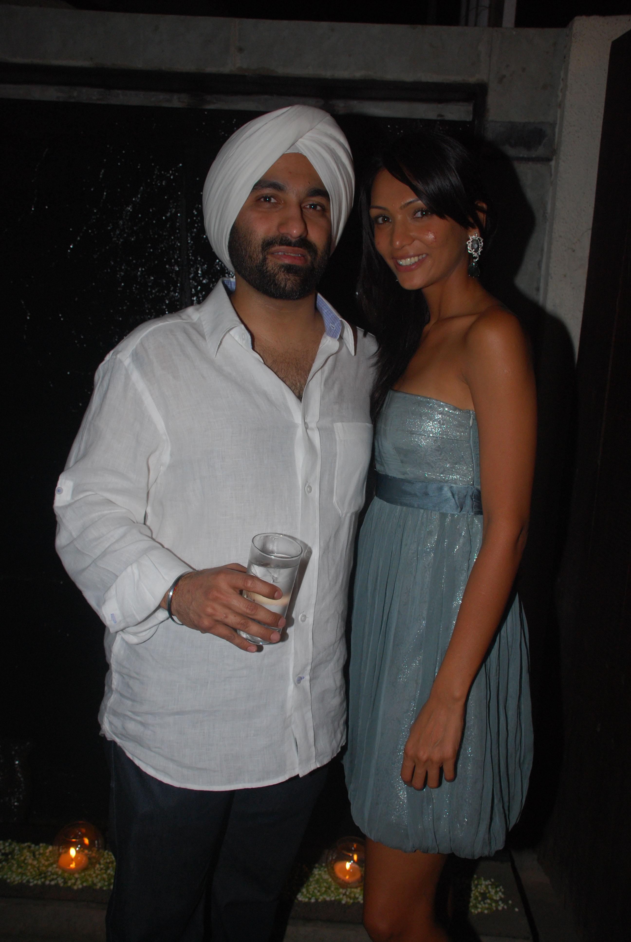 Nikki Bedi and Shamita Singha