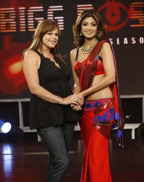 Jady Goody & Shilpa Shetty