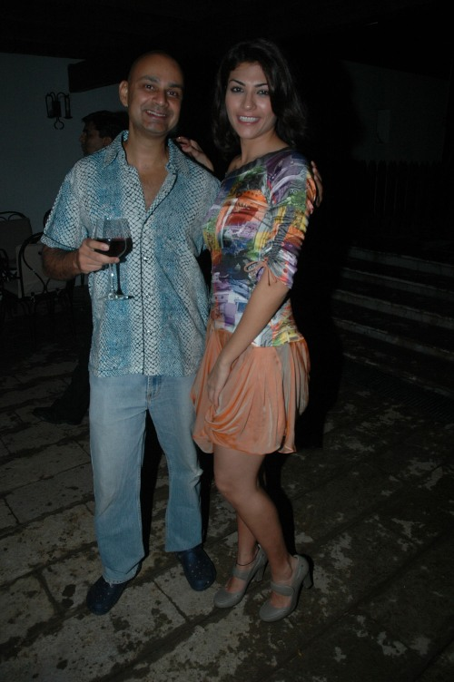 Rajeev Samant and Archana Vijaya