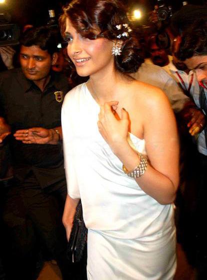 Sonam Kapoor in Chanel
