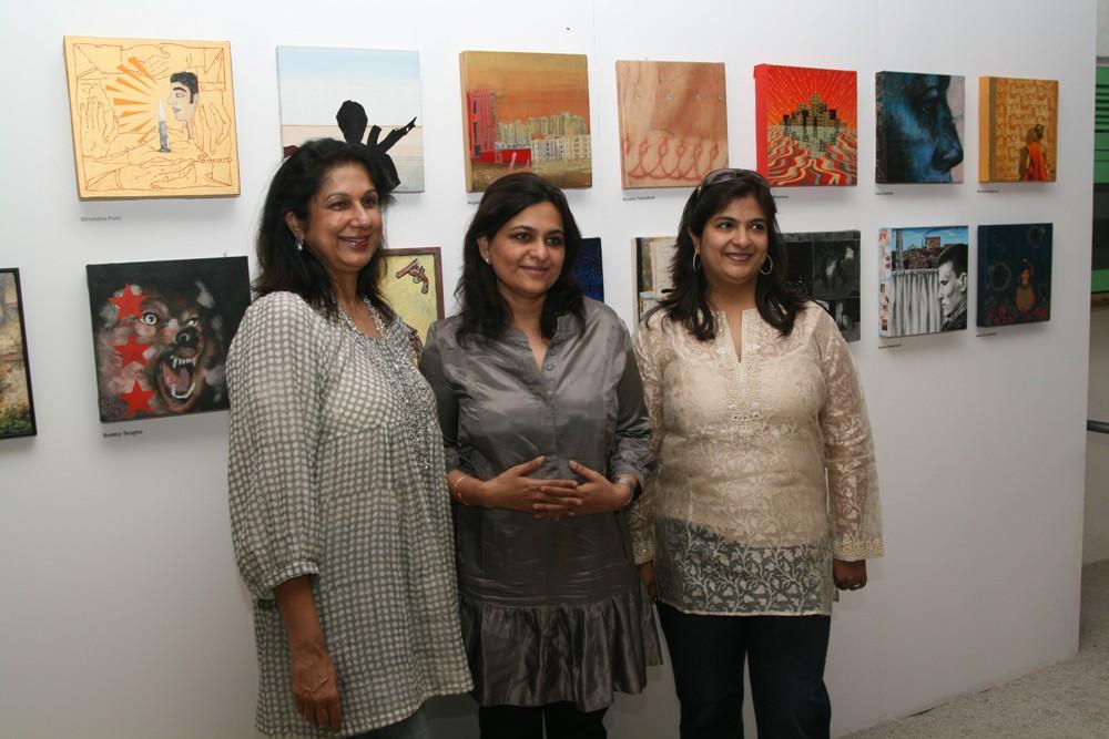 Sonal Shah, Anupa Mehta and Sapna Kar