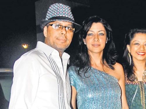 Narendra Kumar Ahmed and Aditi Govitrikar