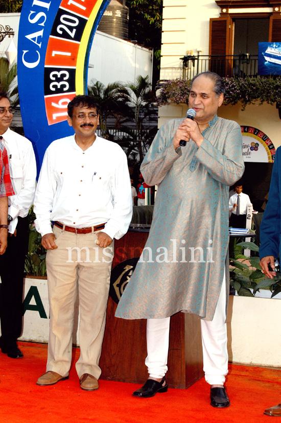 Vivek Jain and Rahul Bajaj