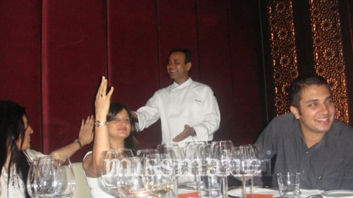 chef Surender Mohan takes his curtain call