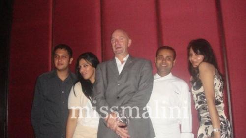 Bhisham, Aishwarya, Craig, Surender and Zainab