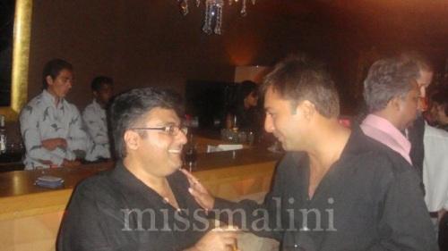 Fahad Samar and Kamal Sadhana