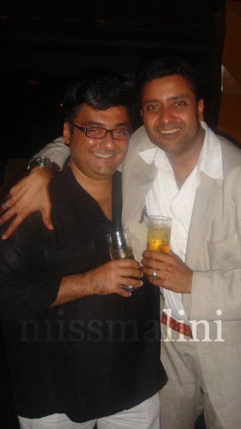 Fahad Samar and Ash Chandler