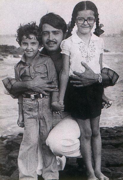 Hrithik Roshan (far left)