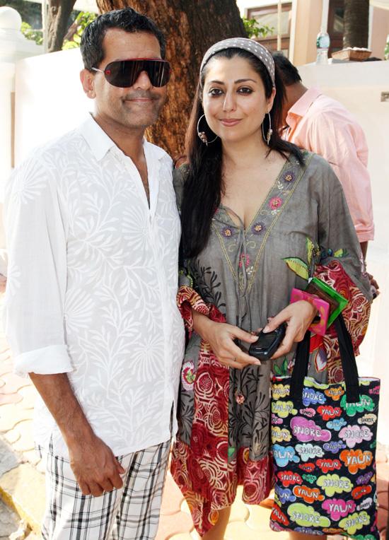 AD and Simone Singh